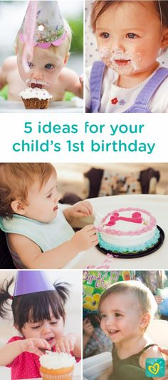 69ffe707a Here are 5 ideas for how to celebrate your baby s first birthday beyond  just a big
