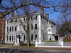 Phillips House; Salem, Massachusetts