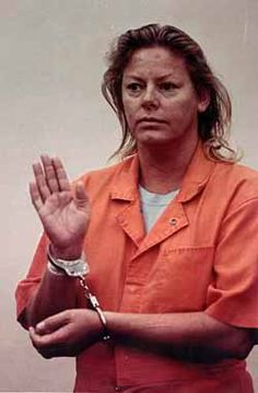 Aileen Carol Wuornos.  She killed 7 men in Florida.  She was executed in Oct. 2002 by lethal injection