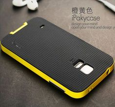 For samsung galaxy S5 High quality ipaky brand case for Samsung galaxy S5 cover silicone protective phone for galaxy S5 I9600