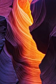 Antelope Canyon #3 by Raymond Jabola, via 500px