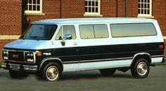 GMC Rally Van