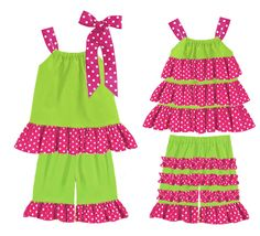 Baby dresses - Ruffle A-line dresses and ruffle pants - DR 1005 http://babeeni.com/Hot-baby-design-with-Ruffle-A-line-dresses-and-ruffle-pants--DR-1005/323-2823.html