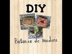 DIY botones | Manualidades