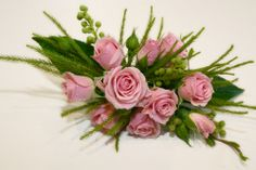 mother of the bride corsage - Google Search