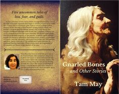 Gnarled Bones by Tam May - Cover Reveal