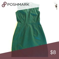 Green business dress Perfect for work! H&M Dresses Midi