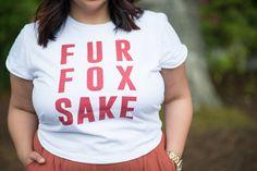 Ellen Tailor ASOS Fur Fox Sake 6