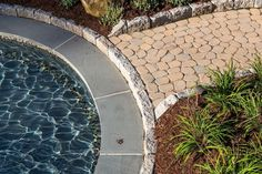Let Cambridge Pavingstones with ArmorTec lead the way to your perfect steps and walkways.  Contractor: Terracare