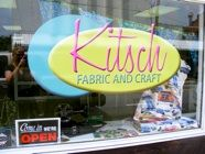 To Visit: Asheville - Kitsch Fabric & Craft (West Asheville/Haywood)