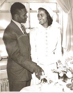 Website: AFRICAN AMERICAN FOOTPRINTS: WEDDINGS. 1948