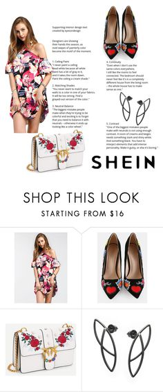 """Shein 4/10"" by zerka-749 ❤ liked on Polyvore"