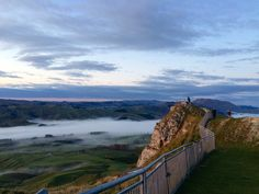 Hawkes bay in New Zealand has one of the most stunning views in the world. Te Mata peak near Napier is one of them. The early morning sunrise frim the peak is simply breathtaking. Even though...