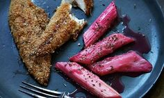 Hugh Fearnley-Whittingstall: rhubard