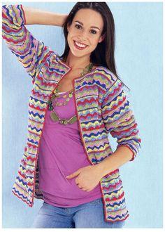 Ideas para el hogar: Blusas y chaquetas con patrones