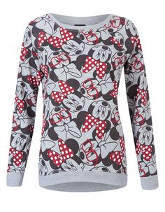 Minnie Mouse Sweatshirt   Women   George at ASDA