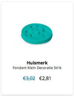 Fondant Klein Dociratie Strik http://www.ovstore.nl/nl/cadeau/kerst-cadeautjes