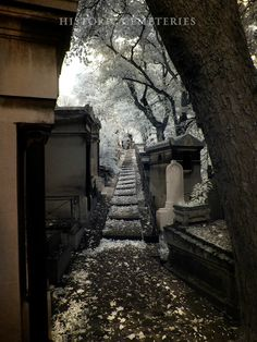 Paris, Pere Lachaise Cemetery