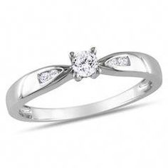 Promise Rings - Promise Rings for Men & Women - Promise Rings For A Girlfriend And More From Gordon's Promise Rings For Girlfriend, Cute Promise Rings, Diamond Promise Rings, Engagement Rings For Men, Halo Diamond Engagement Ring, Ring Verlobung, Wedding Ring Bands, Fashion Rings, Fine Jewelry
