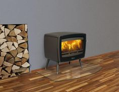 Dovre Vintage 50 wood stove - one on my wish list!