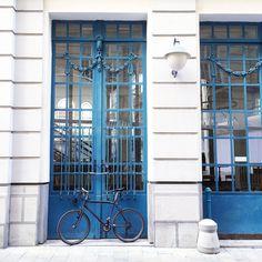 #blue #doors #travel #beautiful