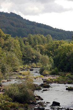 River Usk, Wales