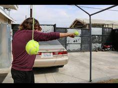 Double Tennis Ball Drill - YouTube Martial Arts Equipment, Tennis Equipment, Boxing Techniques, Martial Arts Techniques, Karate Training, Martial Arts Training, Boxer Workout, Boxing Drills, Muay Thai Kicks
