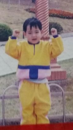 Guess baby pictures + pre debut kpop idols Quiz - By jimingotnojams