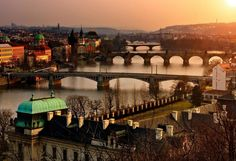 Czech Republic's capital city Prague is also known as the 'Golden city' of Europe. Book your Prague tour package now to feel the beauty of a sightseeing honeymoon destination or to enjoy some personal time with your family. Prague City, Prague Castle, Prague Capital, Prague Tours, Places To Travel, Places To See, Travel Destinations, Travel Tips, Travel Tourism