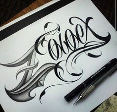Go Back > Gallery For > Letter O Calligraphy