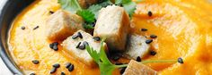 Zupa marchewkowa z masłem orzechowym | Blog | Kwestia Smaku
