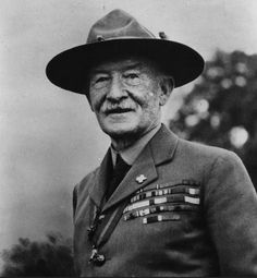 Lord Baden Powell                                                                                                                                                                                 More