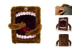 The Cyclops iPad 2 furry monster gift