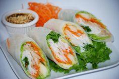Garden Roll by Royal Thai Cuisine & Bar in Washington, DC