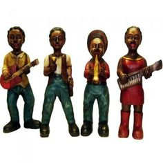 The `Jazz Band`