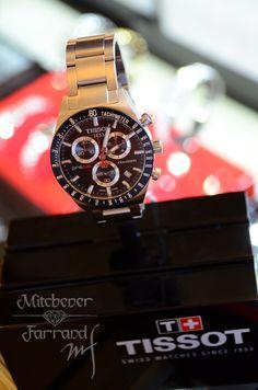 Men's Tissot watch #mitchenerfarrand