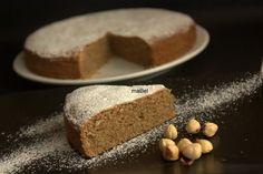 Pan de trigo sarraceno o alforfon y avellanas libre de gluten ideal para los celiacos de Pasteles de colores.