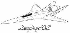 Concept art de avión de combate, realizado en MsPaint - By: #DeepRed82 #avion #aircraft #caza #jet #MsPaint #mspaint #linealdrawing #dibujolineal #drawing #industrial #design #dibujo #aviones #ilustracion #illustration #industrialdesign #diseñografico #art #gallery #digitaldraw #jetfighter #characterdesign #artwork #sketch #aviondecombate #draweveryday #prototype #aeronautica