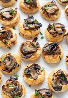 These cute little mushroom morsels were made to be munched on.  Get the recipe at Well Plated.