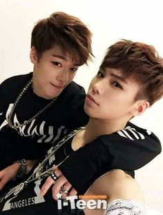 HOT - Moonbin and Minhyuk!!!