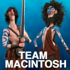 Repin if you're on Team Macintosh