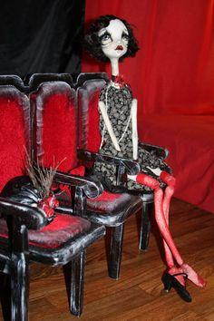 art doll by Galina Dmitruk ~ website: http://glinadolls.com/