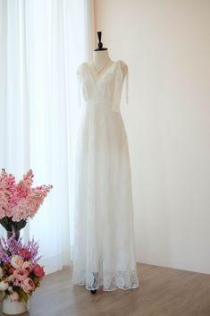 797308bc3a24 White dress White Long bridesmaid dress Bridal dress Wedding Dress Prom  Dress Cocktail dress