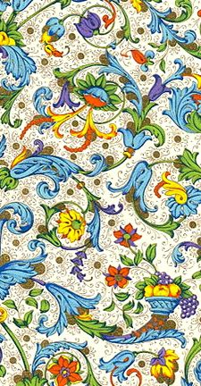 Craft paper from Italy
