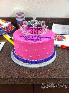 Princess Cake - www.KellysCakery.com