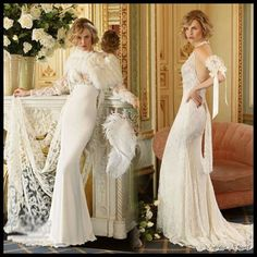 20S Style Clothing | Wedding Gowns the Roaring Twenties Way | BridezillaBridezilla