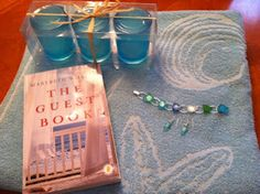 Love Nicholas Sparks? Check out The Guest Book- a new book about a beautiful love story! Come enter to win the book and a fun beach summer gift pack! SixSistersStuff.com #giveaway #TheGuestBook