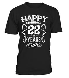 """# 22nd Wedding Anniversary 22 Years Happy Marriage Gift Shirt .  Special Offer, not available in shops      Comes in a variety of styles and colours      Buy yours now before it is too late!      Secured payment via Visa / Mastercard / Amex / PayPal      How to place an order            Choose the model from the drop-down menu      Click on """"Buy it now""""      Choose the size and the quantity      Add your delivery address and bank details      And that's it!      Tags: 22nd Wedding…"""