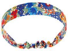 Check out the L. Erickson USA Narrow Derby Headwrap - Floral Rhapsody at France Luxe
