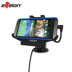 ==> [Free Shipping] Buy Best Effelon 360 Degree Adjustable Car Mount Cradle Phone Holder with Charger Dock for HTC ONE M8 Online with LOWEST Price | 32294896199